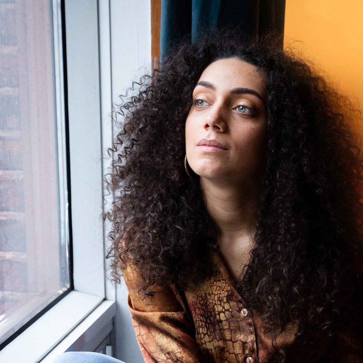 La chanteuse Hanorah